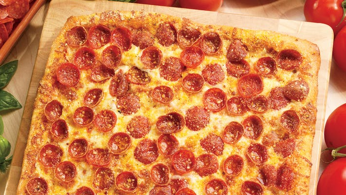 Big Square Deal Pizza