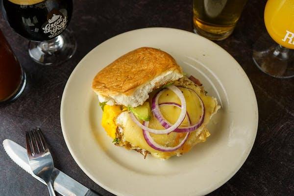 Eggstaordinary Sandwich