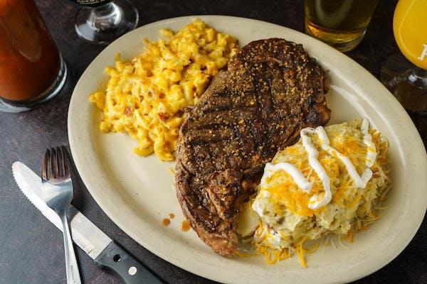 Steak Jamison Plate