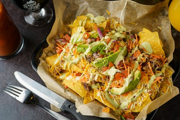 Impossible Nachos