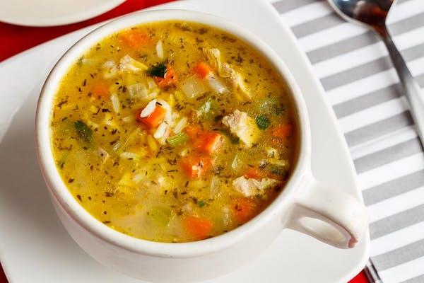 Soup & Salad Combo