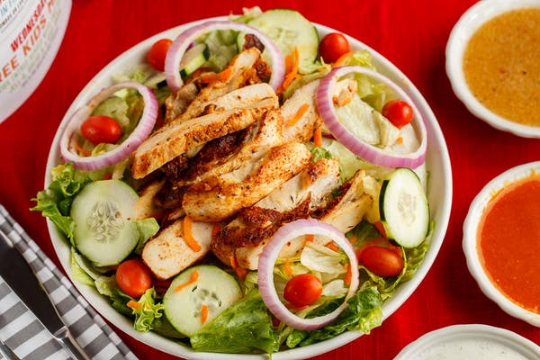 Prepared Salad