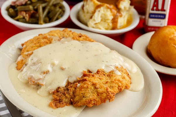 Chicken Fried Steak Luann