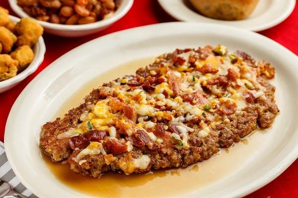 Bacon Cheese Steak Luann