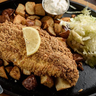 Farm-Raised Catfish Filet