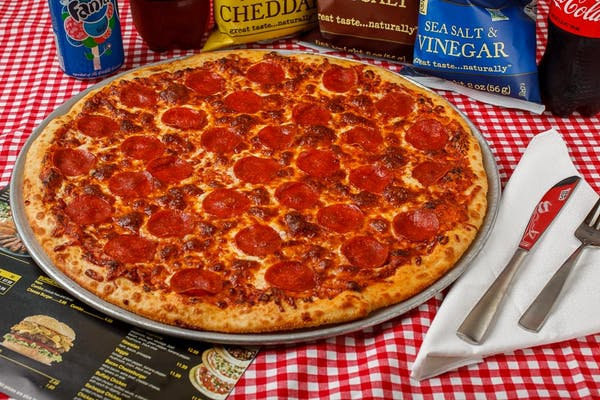 One-Topping Pizza