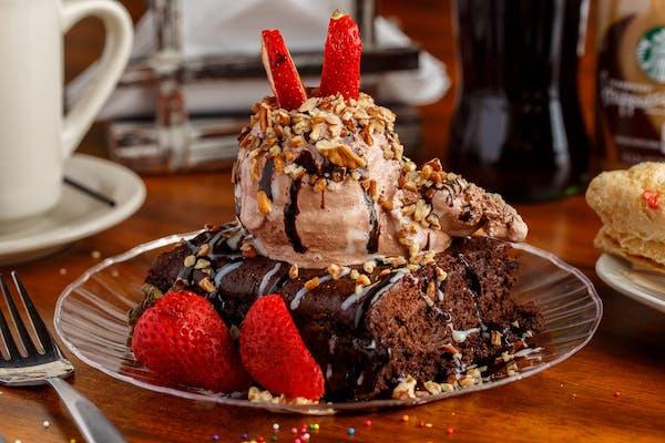 Brownie & Ice Cream