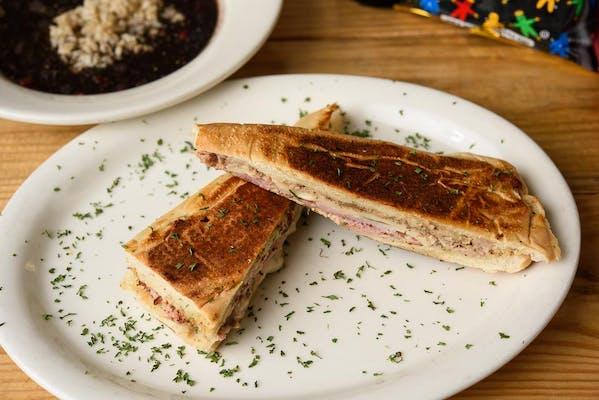 Creole Cuban Sandwich
