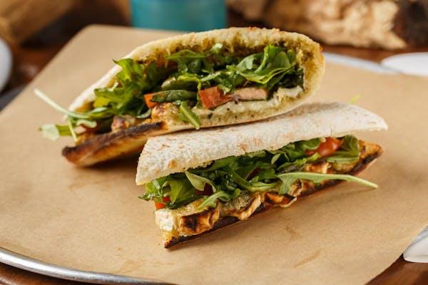 Brie, Myself & I Sandwich