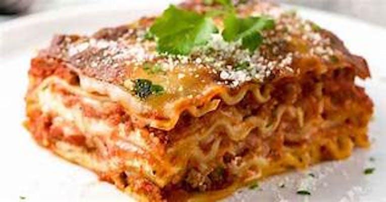 Homebaked Lasagna