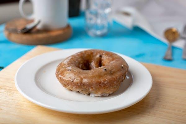 (1) Blueberry Cake Donut