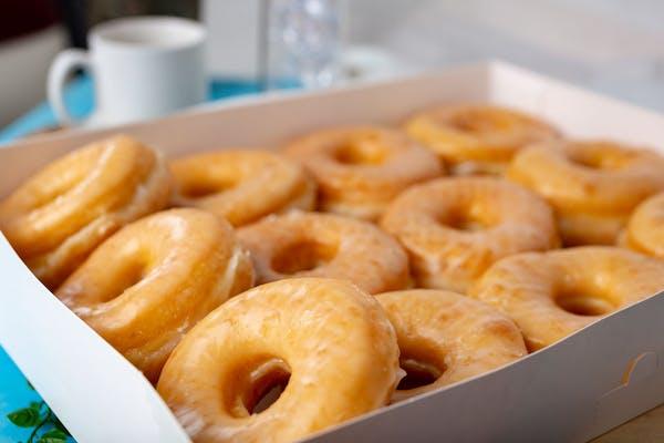 (1) Dozen Glazed Donuts