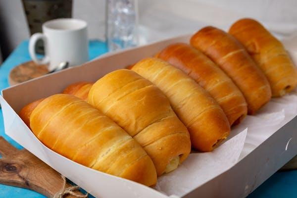 (1) Dozen Large Kolaches with Cheese