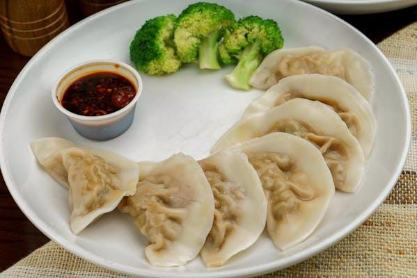 5. Steamed or Fried Dumplings