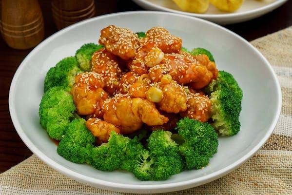 C24. Sesame Chicken
