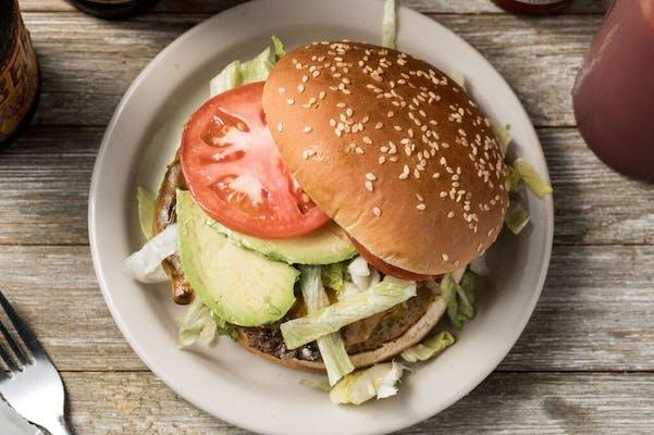 Heavy Hit Burger