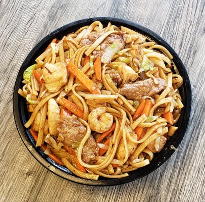 House Lo Mein