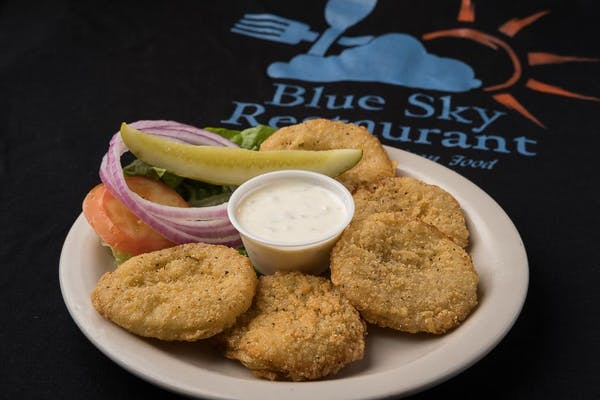 A5. Fried Green Tomatoes