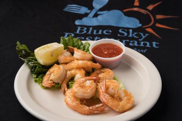 A7. Grilled Shrimp