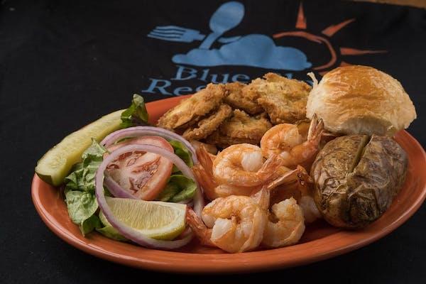 C4. Grilled Shrimp