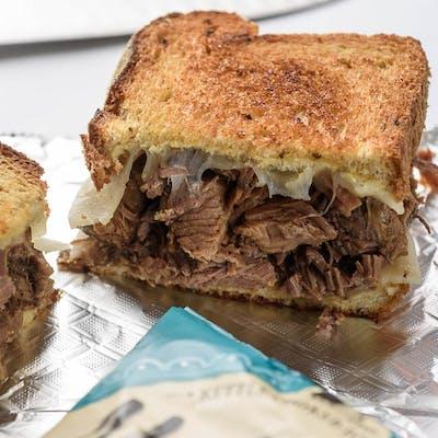 Brisket & Provolone Sandwich