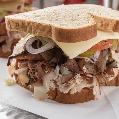 Miss B's Sandwich