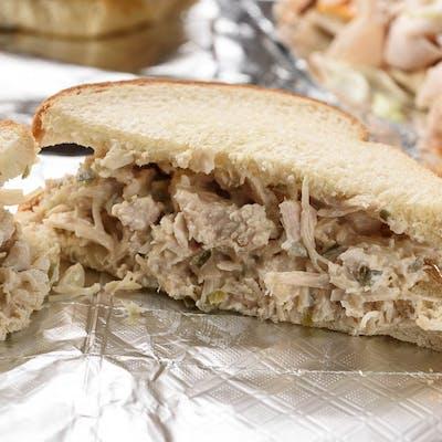 Chicken or Tuna Salad Sandwich