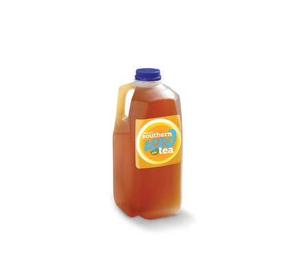 (½) Gallon Church's Southern Unsweetened Tea