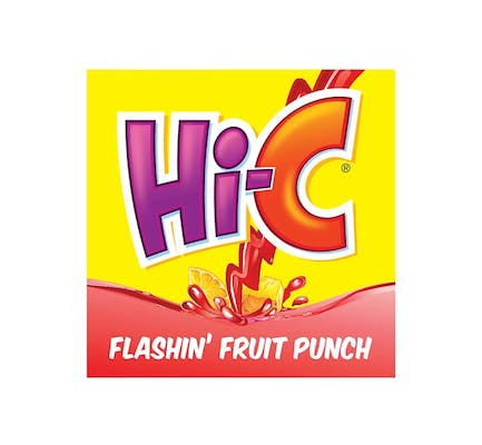 (½) Gallon Hi-C Flashin' Fruit Punch