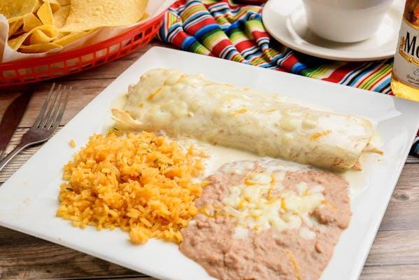B3. Burrito Tipico