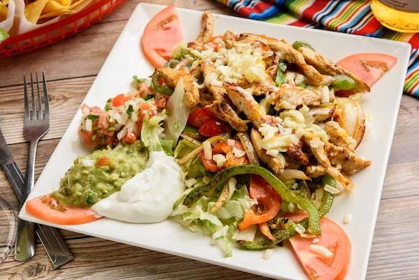 SA4. Grilled Salad