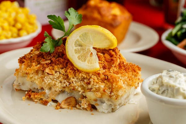 Baked Whitefish