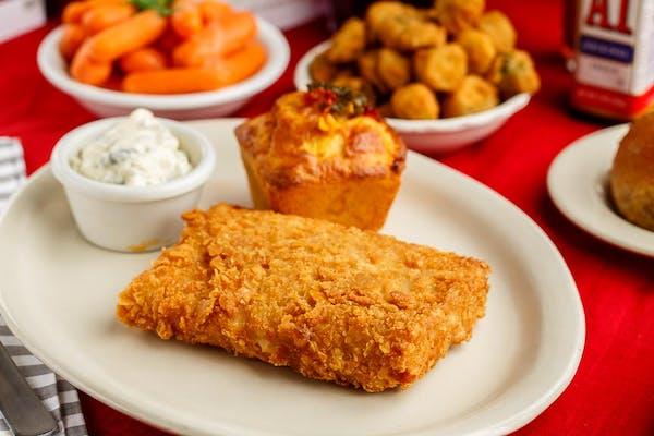 Fried Fish Luann