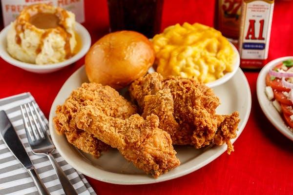 Fried Chicken Luann
