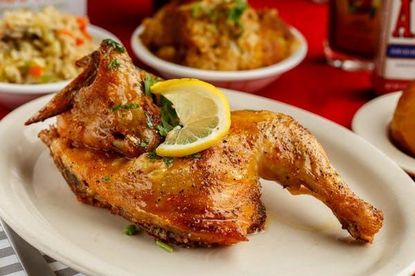 Roasted Chicken Luann