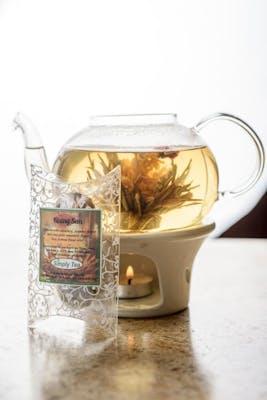 Hot Tea by the Pot