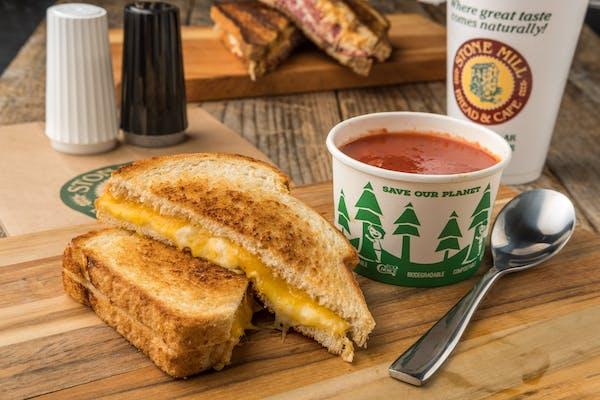 Heartwarmer Sandwich