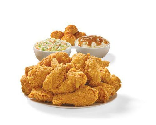 Twelve Piece Mixed Chicken Meal