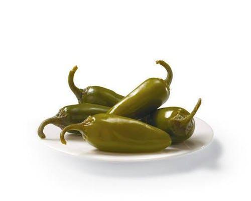 Five Jalapeño Peppers