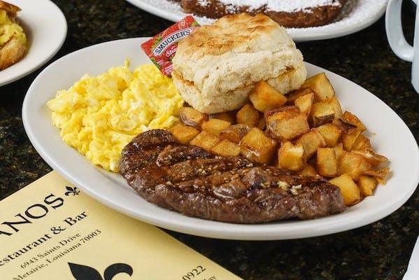 Steak & Eggs Breakfast