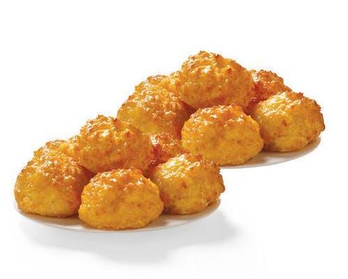 Twelve Honey-Butter Biscuits