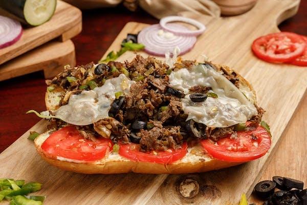 Philly Steak & Cheese Sub
