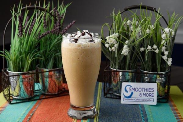 Creamy Delight Frappuccino