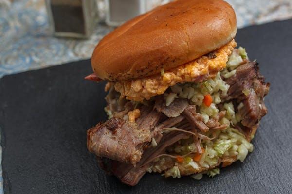 Boss Hog Pork Sandwich