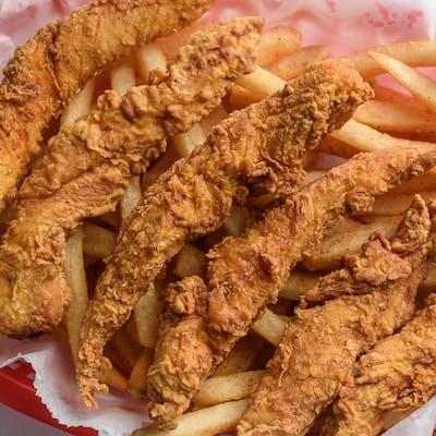 50. Chicken Strips (6 pc.)