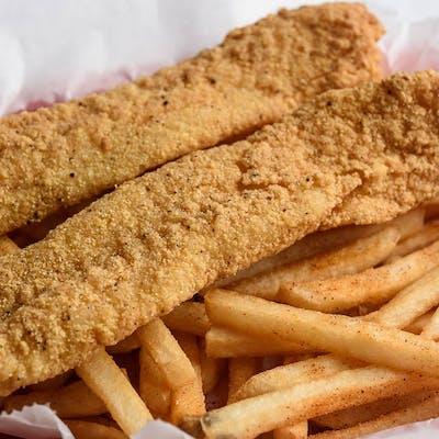 Kid's Fried Fish
