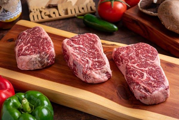 Snake River Farms Wagyu American Ribeye Heart Steak