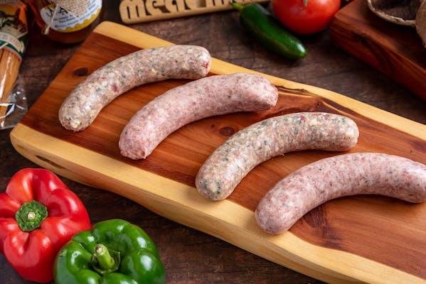 Hot Italian Pork Links