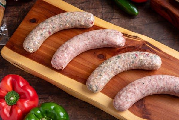 Bratwurst Pork Links