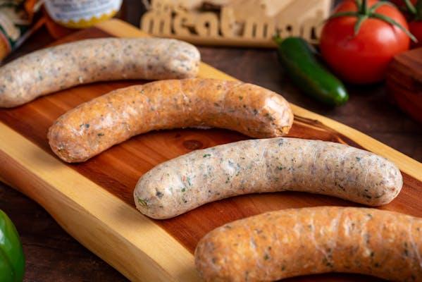 Boudin Blanc Pork Links